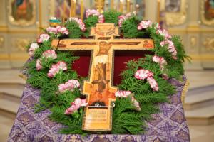 Святой Крест.
